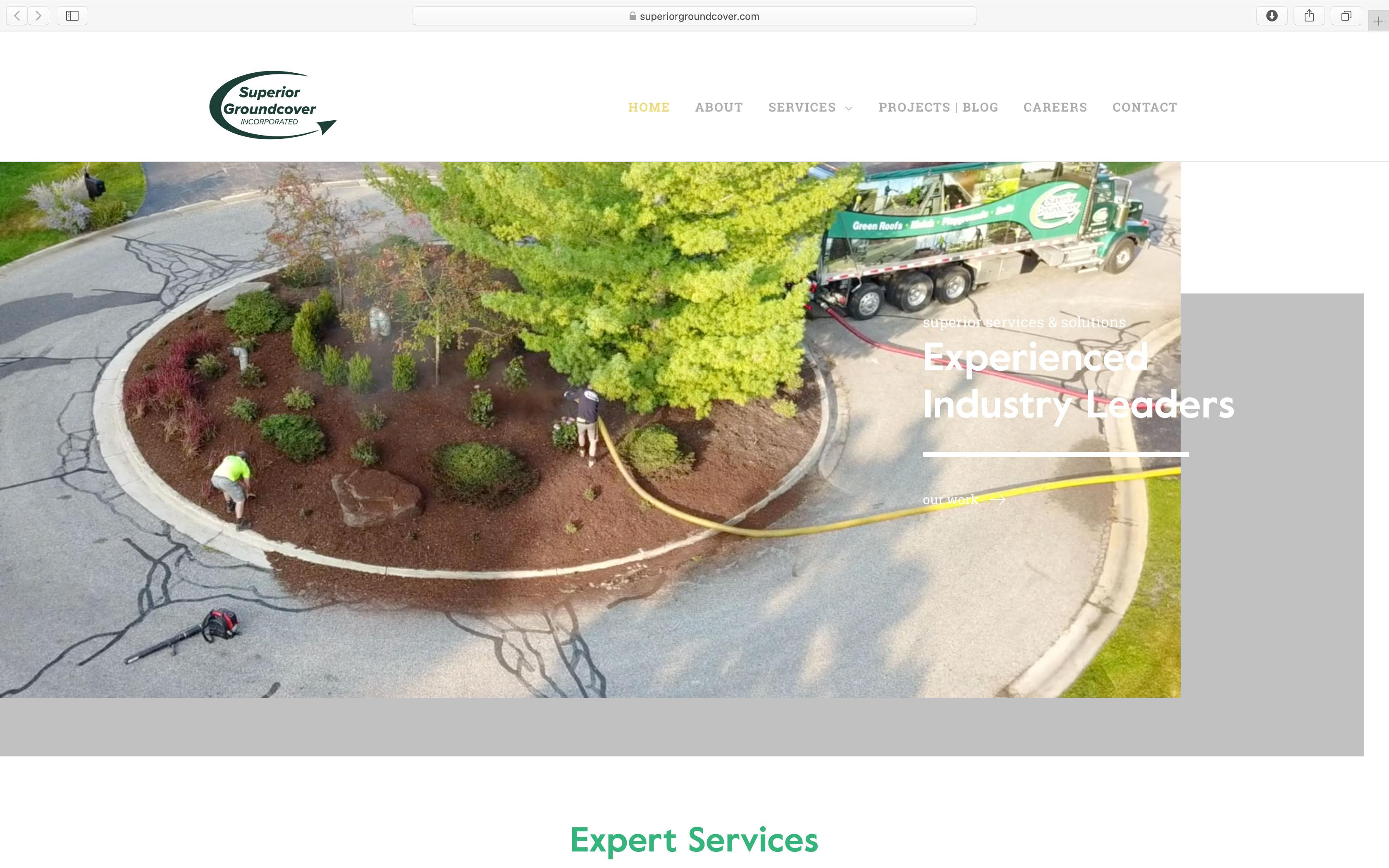 beautiful Wordpress website design for seo