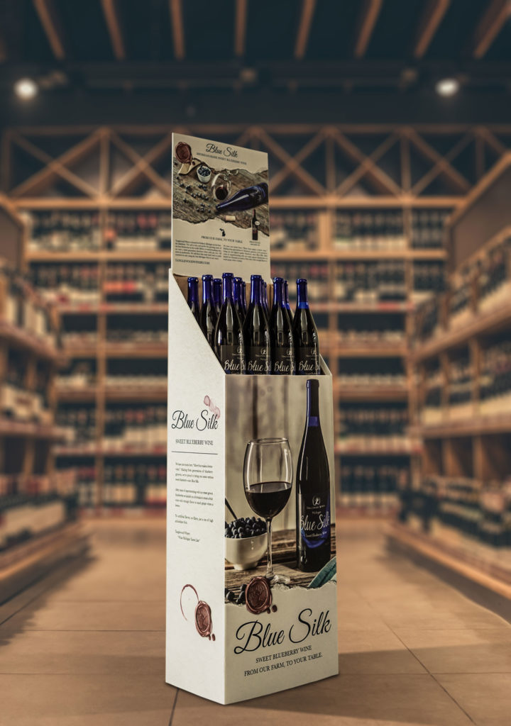 winery packaging design Grand Rapids michigan