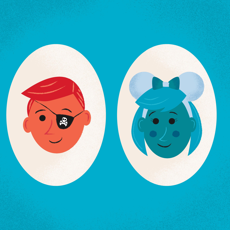 cute disney illustrations