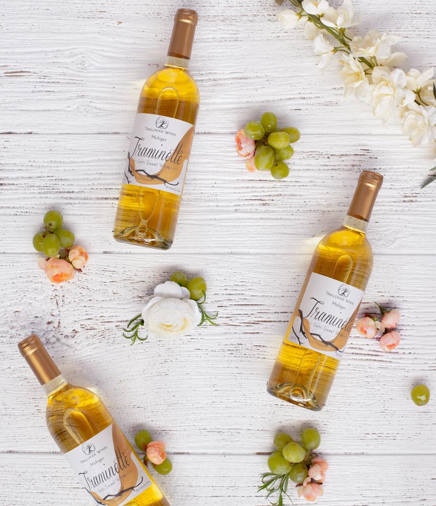 wine photography michigan white wine