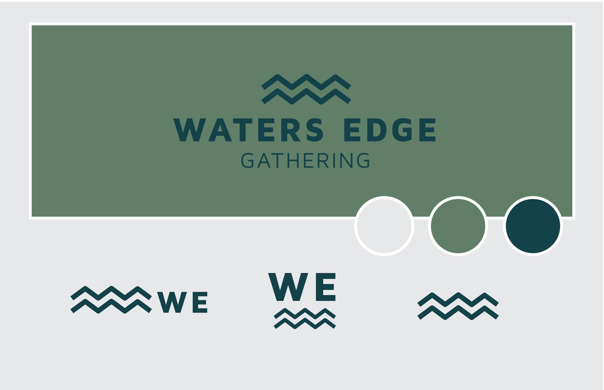 modern church branding overviews and logos
