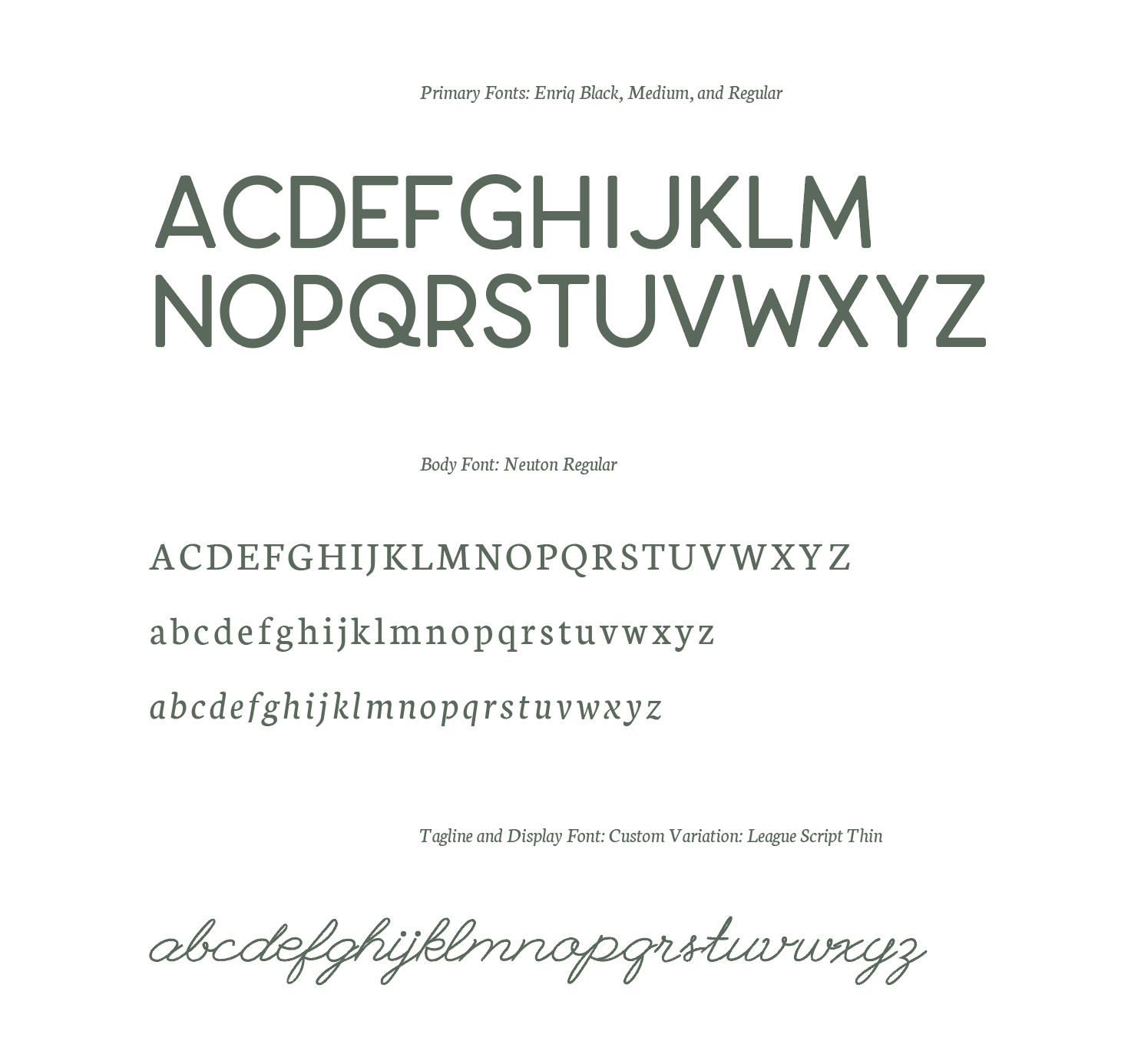 hand drawn fonts list for farm branding